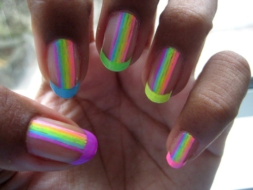 Nail Colours Gel Lacquer amp Nailart for Pretty Nails  MampS