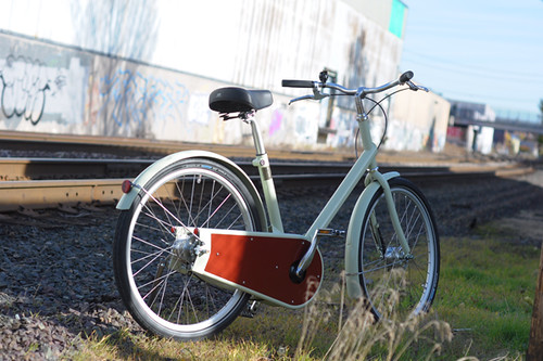 Paper Bicycle, Railroad