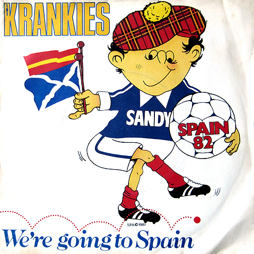 Krankies - We're Going to Spain