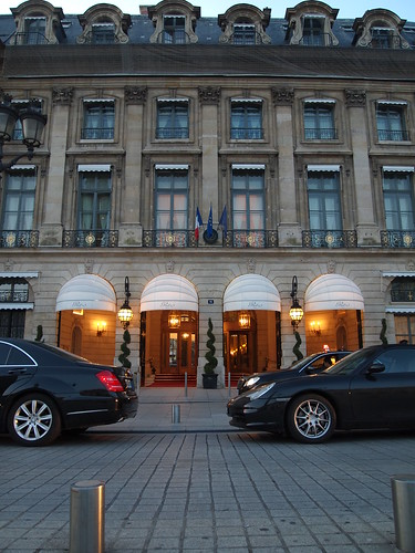 Hotel Ritz de Paris