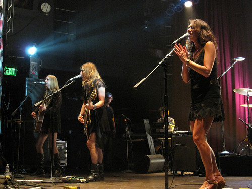 The Bangles at House of Blues Anaheim, 12 November 2011