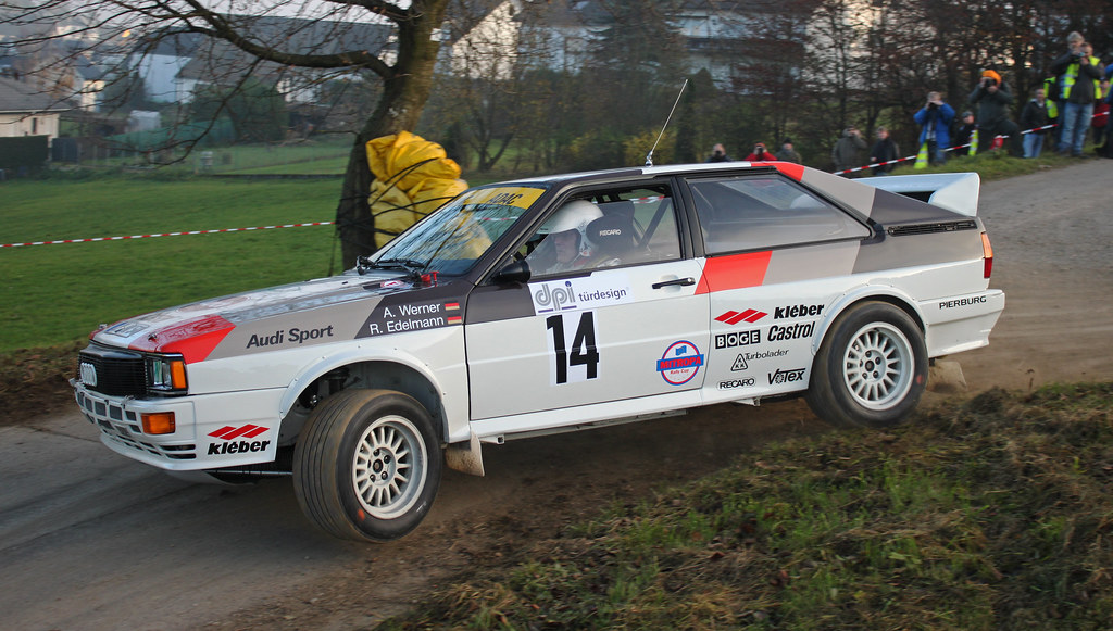 The Audi Quattro  Audi Quattro Sport on 1981 audi quartz, 1981 audi a1, 1981 audi coupe gt, 1981 audi a4, 1981 audi fox, 1981 audi wagon,
