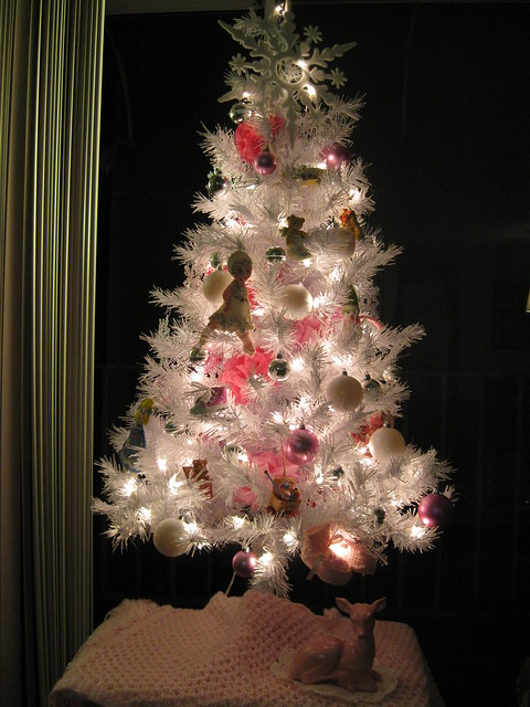 Baby's First Christmas Tree | Flickr - Photo Sharing!