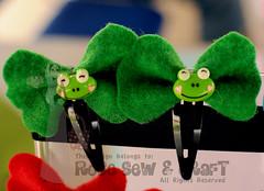 Froggy clip