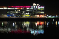 Reflections BBC Scotland, Glasgow 26 by Julie70