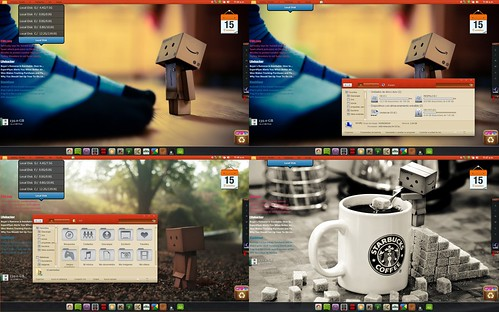 Tema para Windows 7 bando by 117fausto