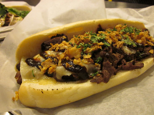 The American Cheesesteak (Davie and Howe, West End)