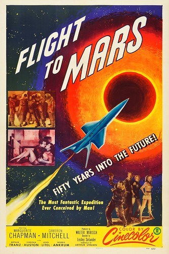 Flight to Mars 1951