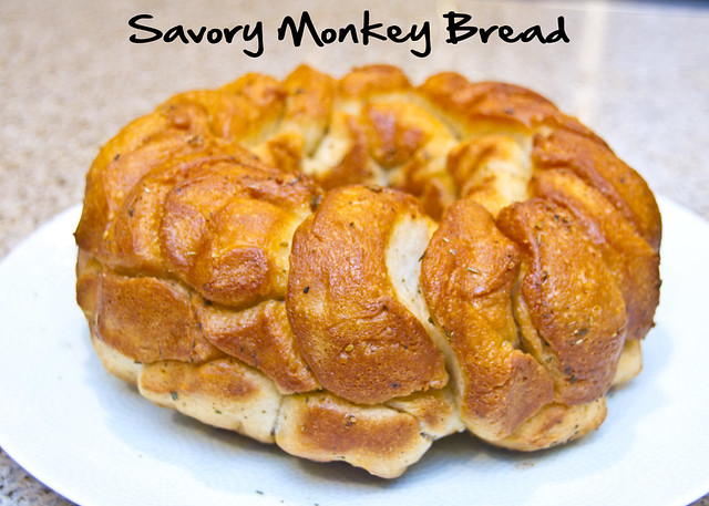 savory monkey bread | Flickr - Photo Sharing!