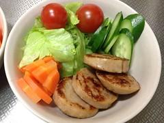 朝食サラダ(2011/11/19)
