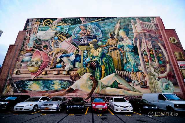 Ale art mural tour in philadelphia pennsylvania for Mural tour philadelphia map