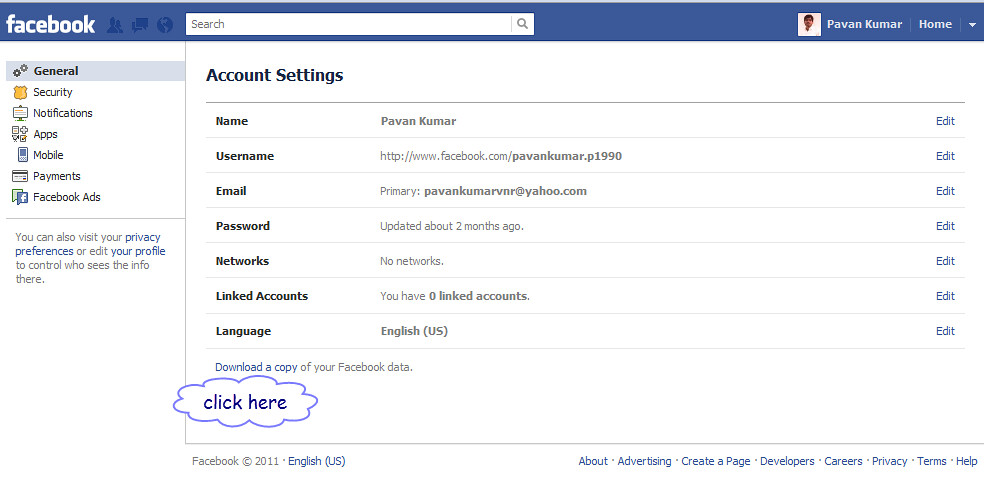 download facebook copy