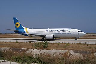 b 737-400 AUI