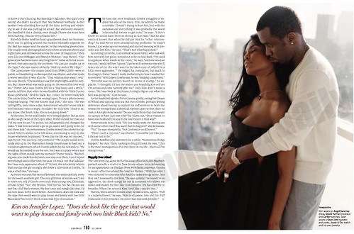 No Ordinary Love Essence Magazine Kim Porter Sean Combs