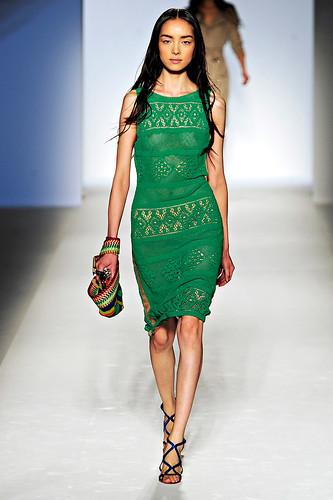 Milan Fashion Week - Alberta Ferretti Spring-Summer 2012