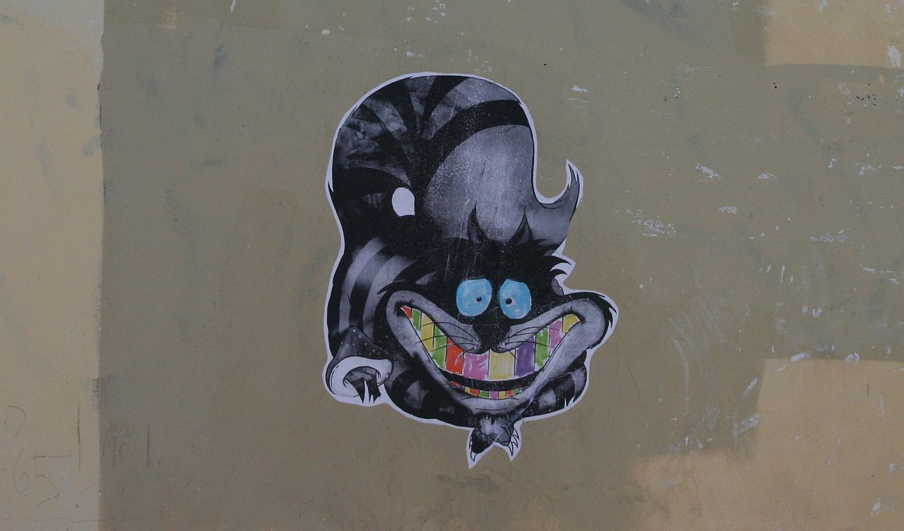 cheshire cat on chelmsford