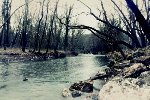 There is something about rivers by Eva Psarrou