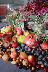 Fall Harvest Table