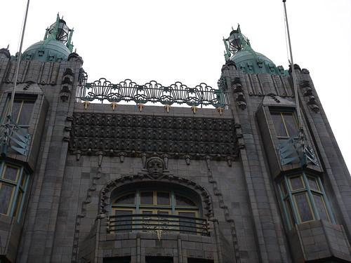 Amsterdam by Yekkes