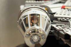 Han Solo In Cockpit