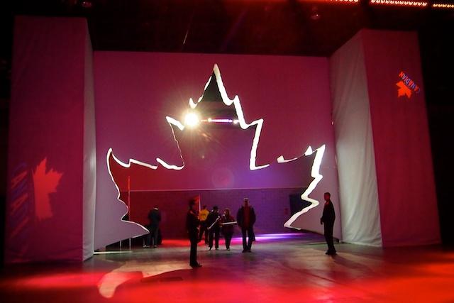 Molson Canadian House