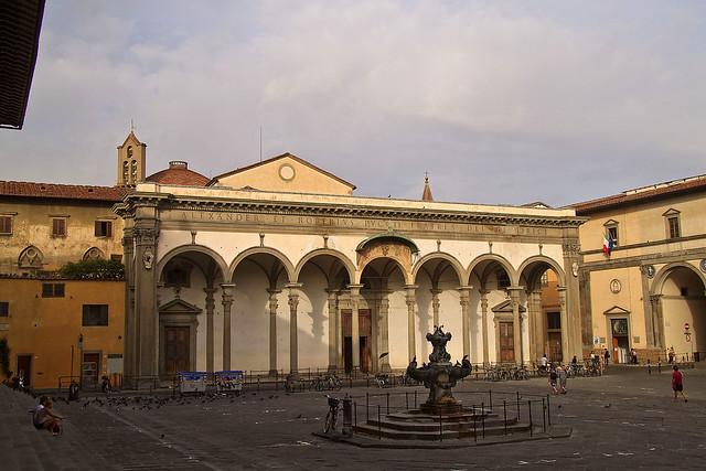 Basilica della Santissima Annuziata by Marco Farolfi