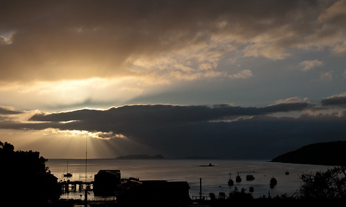 Oban Morning_sunrise