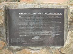 Mount Ainslie Aviation Beacon