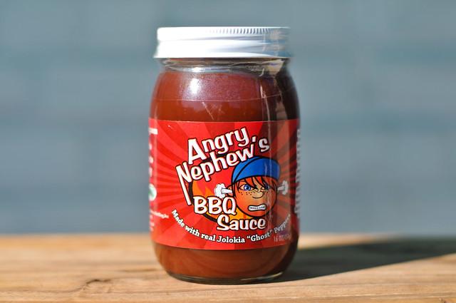 Angry Nephew's BBQ Sauce