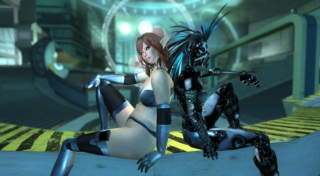 Necronom VI - adult space cyberpunk roleplay, tentacle aliens - liqueur. ...