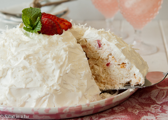 Fruity Snowball Cake-6