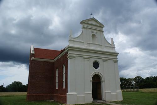 Brick Chapel, Historic St. Mary's City