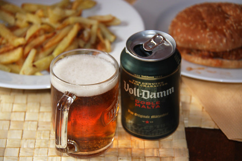 Beer, Fries and Sloppy Joe