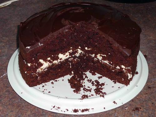 Choc Cake 18-03-12