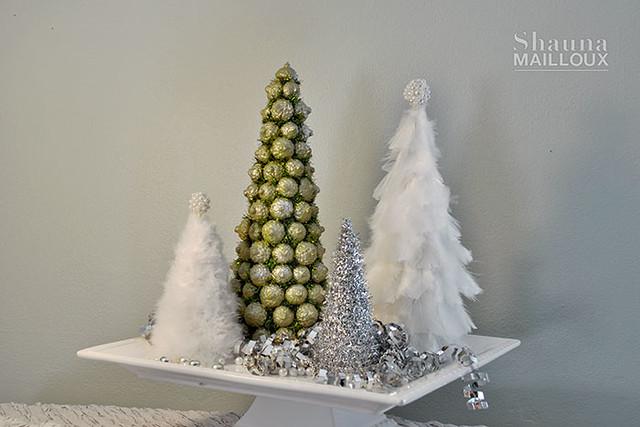 Handmade Christmas Trees, Pt. 1 | Beautiful Matters