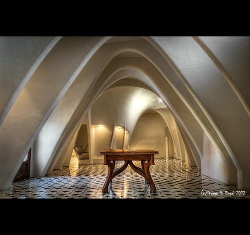 Casa Battló Nr. 8 - Attic
