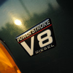 All of our diesels have Ford V8 Powerstroke Turbo Diesel Motors
