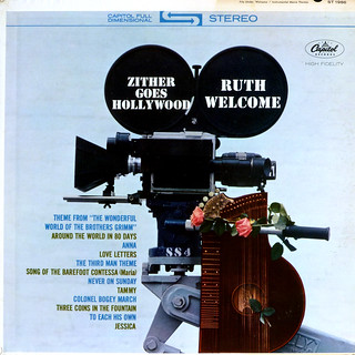 Zither Goes Hollywood