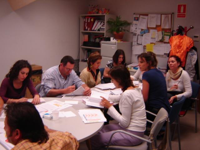 Reunión de la subcomisión de formación para el empleo