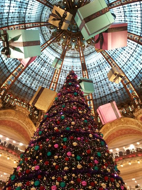 Christmas tree on the ceiling flickr photo sharing