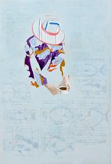 Self Portrait in a Kimono