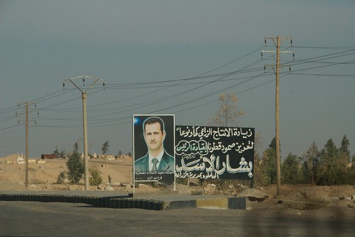 travelling backpacking syria