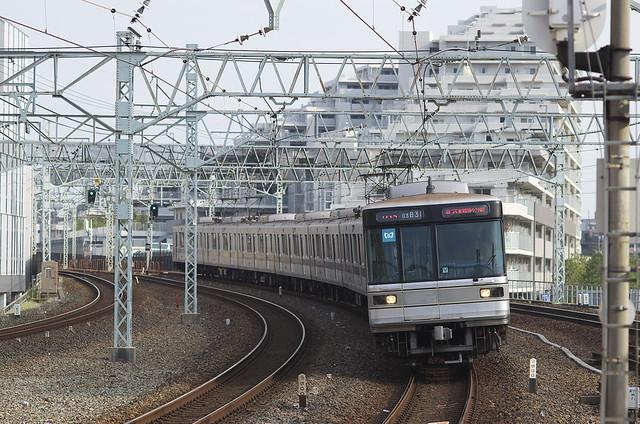 Tokyo Metro Type03, Nishiarai Station