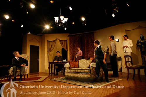 The Mousetrap photo
