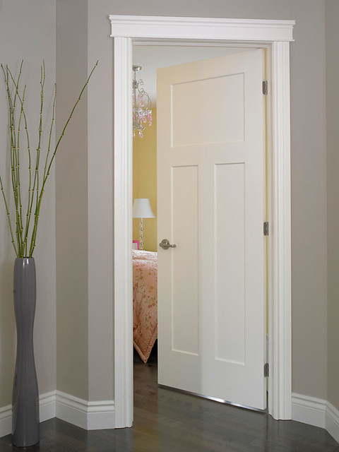 Craftsman Iii Smooth Finish Moulded Interior Door Doors