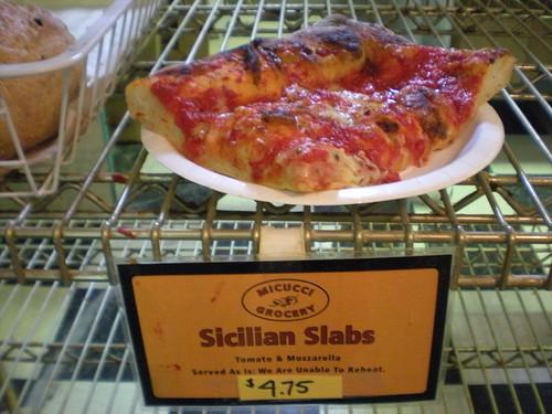 Micucci's Sicillian Slab