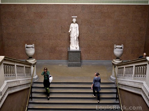 British Museum Staircase
