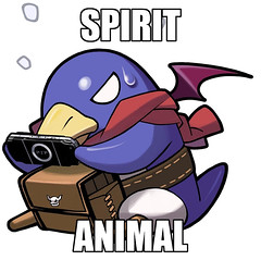 Prinny - My Spirit Animal