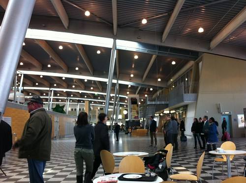 Billund Airport in Denmark