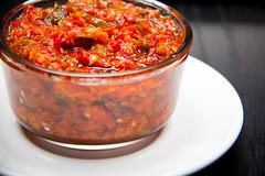 condiment, achaar, tomato sauce, food, dish, cuisine,